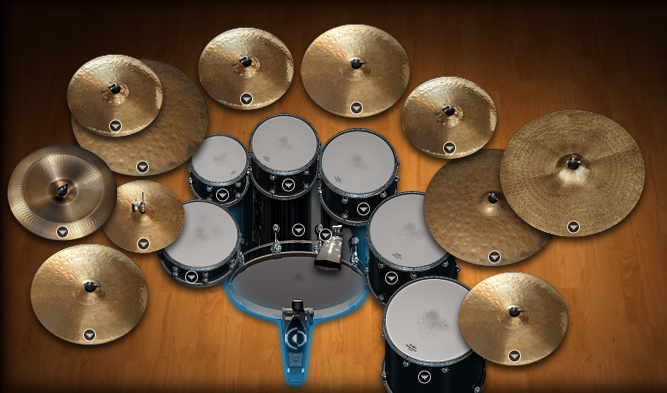 Superior Drummer N.Y. Avatar Kit